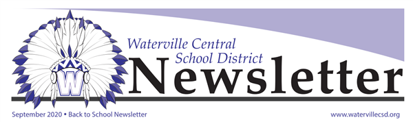 Fall 2020 Back to School Newsletter